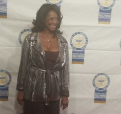 "Loop On Location: 2013 NAACP Awards-""The Color Purple"" actress Margaret Avery stopped in for the celebration 