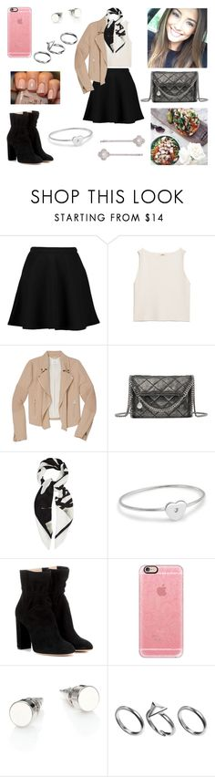 """14/08/16"" by milena-serranista ❤ liked on Polyvore featuring beauty, Boohoo, Wilfred, STELLA McCARTNEY, MaxMara, Bling Jewelry, Chloé, Casetify, Eddie Borgo and Pilgrim"
