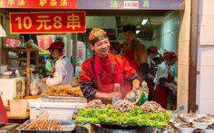 Donghuamen Night Market Beijing