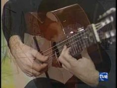 Manolo Sanlucar playing Guajira (1970s)