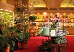 Chefanie's Favorite Food Stores: Fortnum & Mason, London. Photo by Andrew Dunn