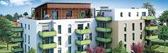 Découvrez un programme immobilier neuf livraison septembre 2013 à Toulouse