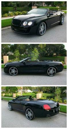 Chysler Sebring > Bentley Continental GTC. Could you tell? #Bentley #fake #Spon