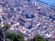 Salerno - Veduta Panoramica