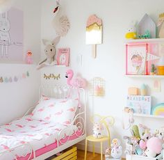 Beautiful space by kids designlife #littlebelle #australianmade #girlsnightlight #girlslamp #girlsroom #sydneymade