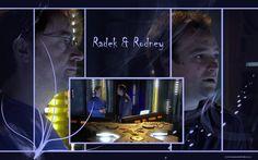 Radek Zelenka and Rodney McKay by Pet-Holly on deviantART