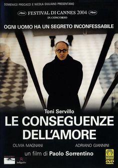 Le Conseguenze dell'Amore. Di Paolo Sorrentino, con Toni Servillo.