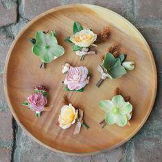 Floral boutonnières