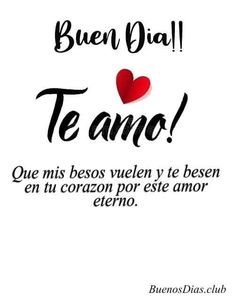 Morning Love Quotes, Love Yourself Quotes, Love Quotes For Him, Love Phrases, Love Words, Amor Quotes, Life Quotes, Romantic Love Poems, Spanish Inspirational Quotes