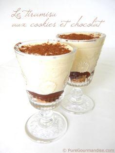 creme mic mac vanille et chocolat dans un meme recipient