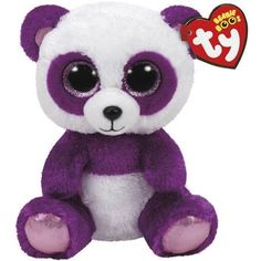 Collectors of Ty Beanie Boo's and lovers of all things cute won't want to miss this regular-sized Boom Boom the...