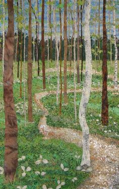 tree quilts - Google Search