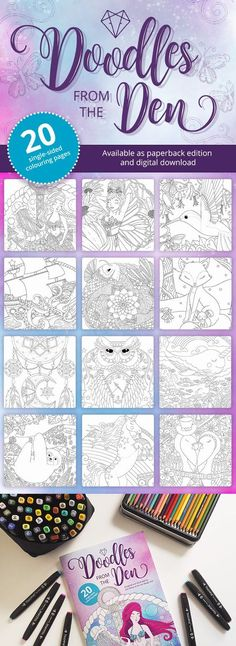 Summer Mindfulness Colouring Sheets From Twinkl Co Uk