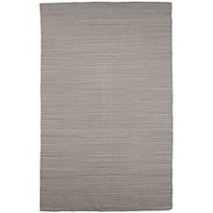 @Overstock.com - Flat Weave Solid Ashwood Wool Rug (8 x 10) - Crafted of a flat-woven wool blend, this reversible rug provides a beautiful splash of color with great visual depth. This rug can really tie your room together.   http://www.overstock.com/Home-Garden/Flat-Weave-Solid-Ashwood-Wool-Rug-8-x-10/6506718/product.html?CID=214117 $287.99