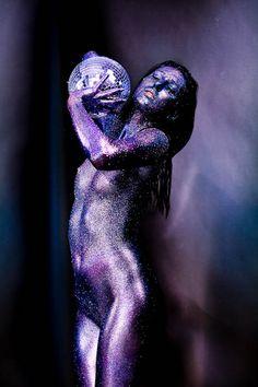 Body art fetish