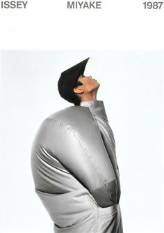 Issey Miyake_photoed by Irving Penn