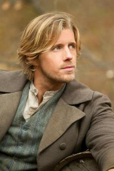 Matt Barr - Hatfields and McCoys  Oh my Johnse....