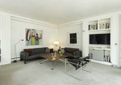 Private livingroom in Hamburg, Germany  Interior design by Plan W