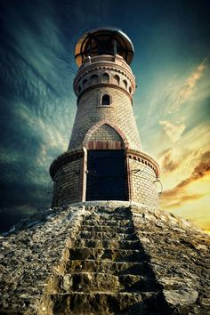 Lighthouse near Pancevo, Serbia! by Sanja Balan and Tomislav Kralj of Photos287