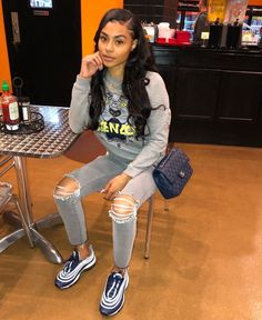 Plus Size Fashion Dope Outfits, Stylish Outfits, Girl Outfits, Fashion Outfits, Fashion Tips, School Outfits, Fashion Ideas, Basic Outfits, Swag Outfits