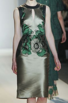 Lela Rose Fall 2013 - Details