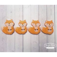 Cute Fox Cookie Cutter | Ann Clark