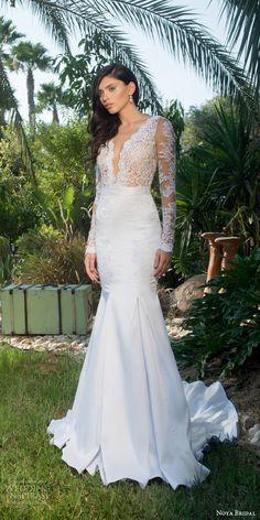 Noya Bridal Wedding Dresses by Riki Dalal — Valeria Bridal Collection | Wedding Inspirasi