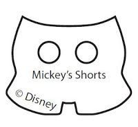 8 Best Images of Mickey Mouse Shorts Template Printable - Mickey Mouse Pants Template, Mickey Mouse Pants Clip Art and Mickey Mouse Pants Template Fiesta Mickey Mouse, Baby Mickey Mouse, Mickey Mouse Christmas, Mickey Mouse Parties, Mickey Party, Mickey Minnie Mouse, Mickey Mouse Template, Disney Parties, Pirate Party