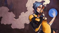 Maya from Borderlands 2 Borderlands Maya, Borderlands Series, Tales From The Borderlands, Wallpaper Gallery, Hd Wallpaper, Hd Cool Wallpapers, Handsome Jack, Speed Art, Detroit Become Human