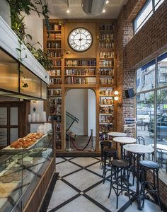 DADA&DA Restaurant, Deli & Bar by Studio Yaron Tal, Tel Aviv – Israel » Retail Design Blog