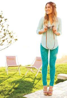 Me gusta el color Menta !!