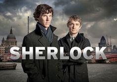 Masterpiece Mystery - Sherlock - very clever series