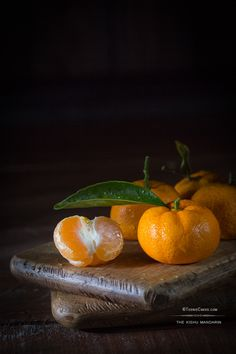 The Kishu Mandarin | TeenieCakes.com