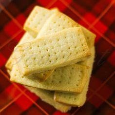 Scottish Shortbread - Gourmet Photography