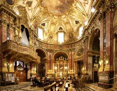 2015 Italy Basilica Sanctuary of Consolata in Turin where we celebrated Mass