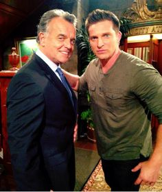 so glad Dylan is Paul's son Genoa City Wisconsin, Ian Ward, Ray Wise, Chelsea And Adam, Eric Young, Steve Burton, Best Soap, Young And The Restless, Days Of Our Lives