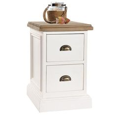 Luxury Chrome Bedside Table