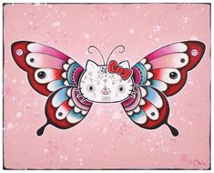 Hello Kitty Pop Art | Hello Kitty Hello Art! - Neatorama