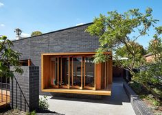 House Rosebank is a private residence located in Kew, a suburb of Melbourne, Australia. The home was remodeled in 2014 by MAKE