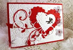 Cupid Awaits by akronstamperdpk - Cards and Paper Crafts at Splitcoaststampers