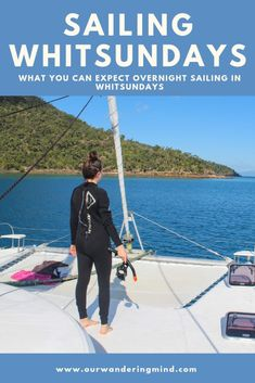 Whitsundays attracts tourist from all over the world for its amazing beaches, perfect scenery, and sailing. Whitsundays has over 74 islands making sailing a go-to to explore the area. Sailing Whitsundays, The Whitsundays, Visit Australia, Australia Travel, Boating Tips, Melbourne Travel, Hamilton Island, Sailing Trips, Airlie Beach