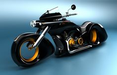 Cars And Motorcycles Of The Future   English Russia   Page 2
