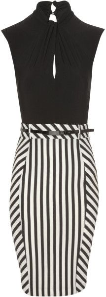jane-norman-black-twist-neck-stripe-dress-product-1-13850556-989309584_large_flex.jpeg (215×600)