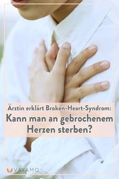 Nach einer unschönen Trennung bricht das Herz. In Wahrheit wird das Pumporgan nicht entzweit, grosser Kummer kann aber tatsächlich gesundheitliche Folgen haben. Was hinter dem sogenannten Broken-Heart-Syndrom steckt, verrät eine Ärztin. Breaking Up, Heart, Love