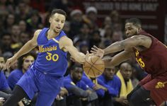 Cavaliers top Warriors in controversial Christmas Day win = The Cleveland Cavaliers came back to beat the Golden State Warriors in the highlight rematch of last year's Finals, though it wasn't without controversy. In.....