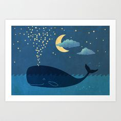 Buy Star-maker by Terry Fan as a high quality Art Print. Worldwide shipping available at Society6.com. Just one of millions of products available.