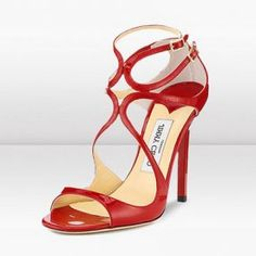 a298cd14ee6  163 Red Jimmy Choo The Perfect Strappy Sandals Shoes Outlet