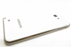 Корпус Samsung N7000 Galaxy Note (белый)  Корпус Samsung N7000 Galaxy Note (белый)