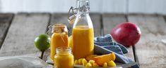 Supershot med mango - Kockens Smoothies, Mango, Vegetables, Health, Milkshakes, Food, Smoothie, Meal, Health Care