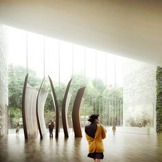 Schmidt Hammer Lassen Architects Has Broken Ground on a Clubhouse and Gallery in Southern China